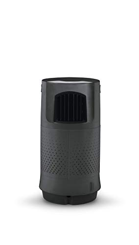 Briza Cool - Air Cooler,Cooling Evaporative Air Cooler, Portable Air Cooler, Bedroom Air Cooler, Personal Cooler, Lowers Ambient Room Temperature - Cooling fan room cooler - standing, electric (Black)