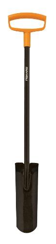 Fiskars 46 Inch Steel D-handle Transplanting Spade