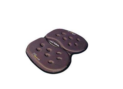 GSeat LITE Travel Gel &Foam Cushion | Back Pain, Sciatica & Pressure Relief | Relieves Tailbone Discomfort, Promotes