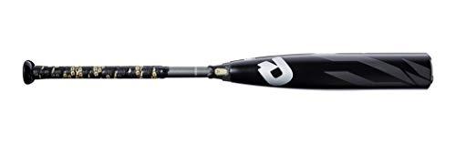 DeMarini CF Zen Black (-10) 2 3/4' Baseball Bat, 29'/19 oz