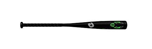 DeMarini 2019 Uprising Junior Big Barrel (-10) 2 3/4' Senior League Baseball Bat, 29'/19 oz
