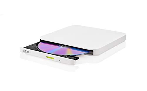 Hitachi LG GP96Y Multi OS External CD/DVD USB Type C Re-Writer (Fire, Android, Windows, Mac) – Burner, Writer, Recorder – Fire HD, Fire TV, Laptop, MacAir, Surface, Galaxy tab