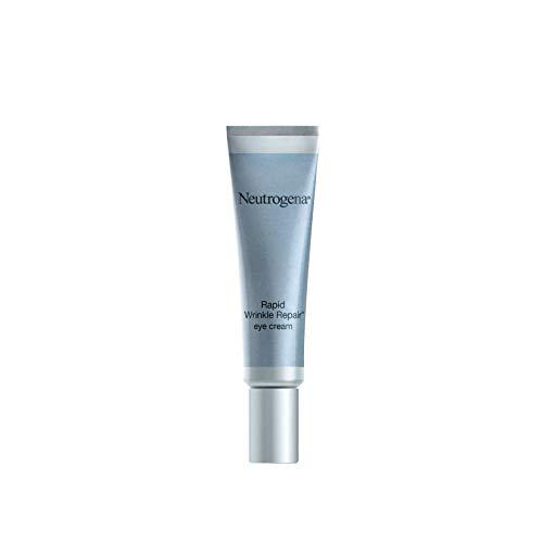 Neutrogena Rapid Wrinkle Repair Anti-Wrinkle Retinol Under Eye Cream for Dark Circles & Under Eye Bags - Wrinkle Eye Cream with Hyaluronic Acid, Glycerin & Retinol Cream, 0.5 fl. oz