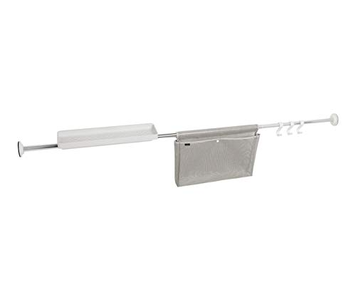 Umbra Sure-Lock Tension Storage Rod, Chrome