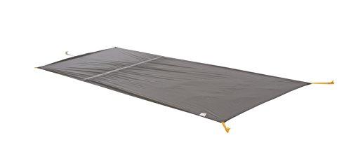 Big Agnes Inc Unisex's Big Agnes Tiger Wall UL 1 Person Tent Footprint, Grey