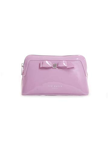 Ted Baker London Cahira Bow Makeup Bag in Light Purple