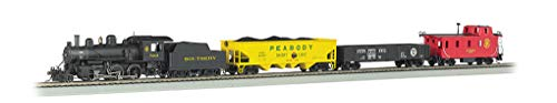 Bachmann Trains - Echo Valley Express DCC Sound Value Ready To Run Electric Train Set - HO Scale