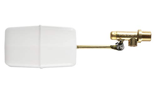Control Devices Heavy Duty Leveler Auto Fill 3/8' Water Float Valve w/ 3' Arm for Pool Pond Spa