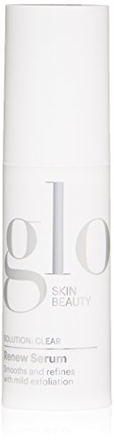 Glo Skin Beauty Renew Serum - Award Winning Treatment for Acne, Uneven Texture and Wrinkles, 1 fl. oz.