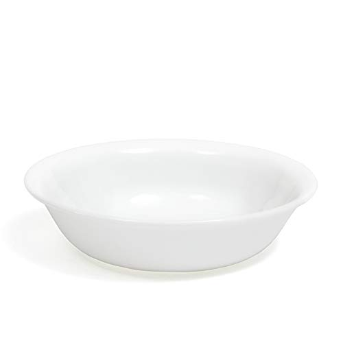 Corelle Winter Frost White Dessert Bowls 10 Oz (Pack of 6)