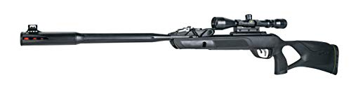 Gamo 611006335554 Swarm Fusion 10X GEN2 Air Rifle, .22 Caliber,Black