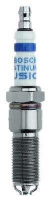 New Bosch 4514 Platinum Ir Iridium Fusion Spark Plug (Set of 4)
