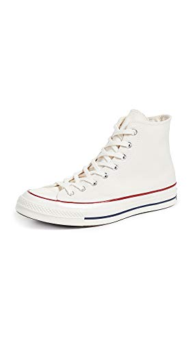 Converse Men's Chuck Taylor All Star '70s Sneakers, Parchment, Off White, 10 Medium US