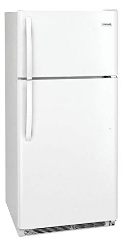 Frigidaire FFHT1832TP 30 Inch Freestanding Top Freezer Refrigerator with 18 cu. ft. Total Capacity, in Pearl