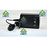 SONY AC Adapter for use with SONY BDP-S1700, BDP-S2700, BDP-S3700, BDP-S4700, BDP-S5700 and BDP-S6700 Blu Ray Players - Also Works on Region Free Blu-Ray Disc Players
