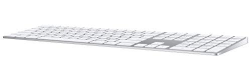 Apple Magic Wireless Keyboard with Numeric Keypad - US English (Renewed)