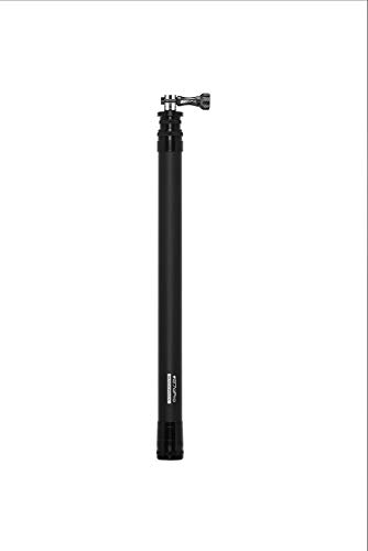 #270Pro Backpack | The Longest Selfie Stick (8.8Ft), 99% Carbon Fiber, Lightweight, Highly Portable, for GoPro / Insta360 / ONE/Action Camera, Extends to 106 inch (Black)