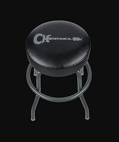 Charvel 24' Barstool with Rotating Padded Top