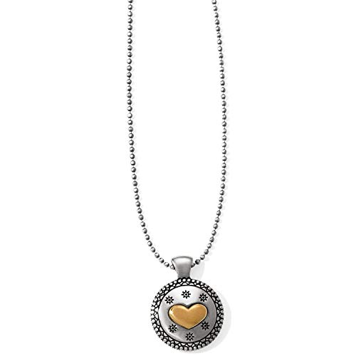 Brighton Cherished Heart Petite Necklace
