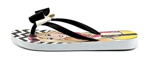 Ipanema Love Girls Beach Flip Flops/Sandals-White-10K