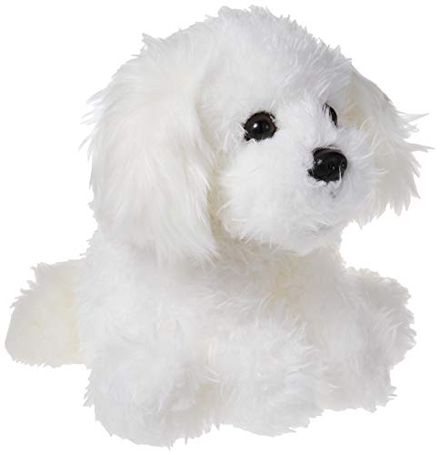 GUND Georgette Shaggy White Dog Plush, 10'