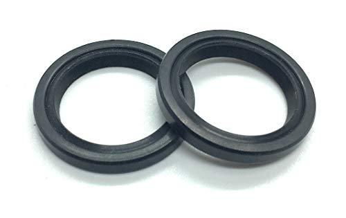 REPLACEMENTKITS.COM Brand Gear Box Seal Kit (2pc) Fits Some MTD & Yard Machines Riding Mowers Replaces 921-0388 & 721-0338