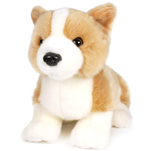 VIAHART Weatherby The Pembroke Welsh Corgi | 10 Inch Stuffed Animal Plush | by Tiger Tale Toys