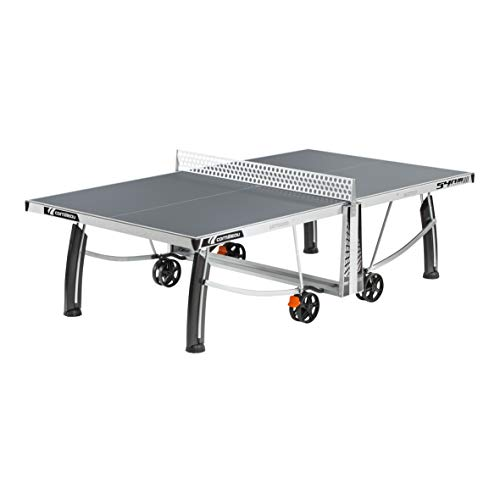 Cornilleau 540M Crossover Indoor/Outdoor Gray Table Tennis Table