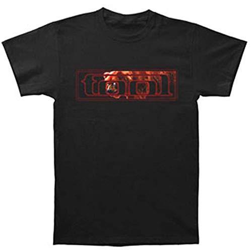 Old Glory Tool Men's California Republic T-Shirt Small Black