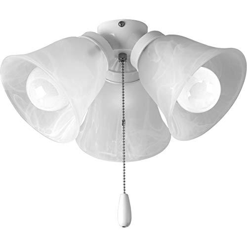 Progress Lighting P2642-30WB AirPro Ceiling Fans, White