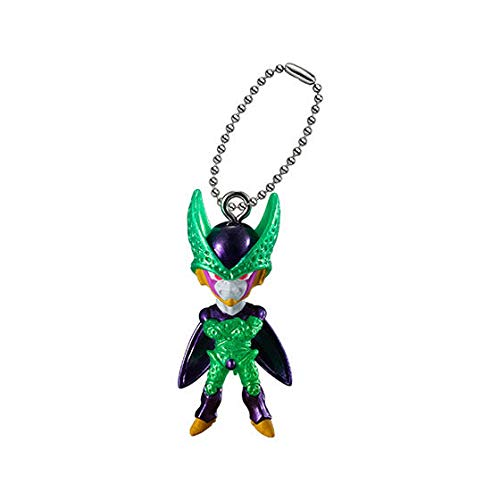 Dragon Ball Udm Best 32 Figure Swing Keychain~Cell Perfect Form