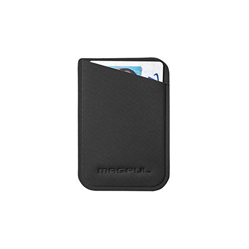 Magpul DAKA Micro Wallet Tactical Slim Minimalist Credit Card Holder Travel EDC Gear, Black