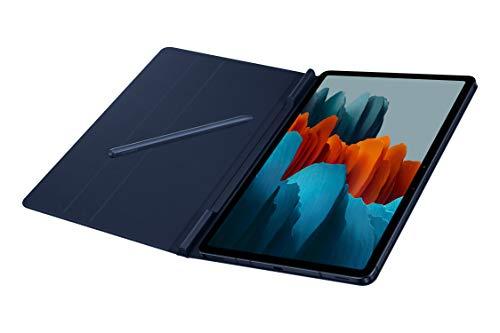 Samsung Electronics Tab S7 Bookcover - Mystic Navy - EF-BT870PNEGUJ