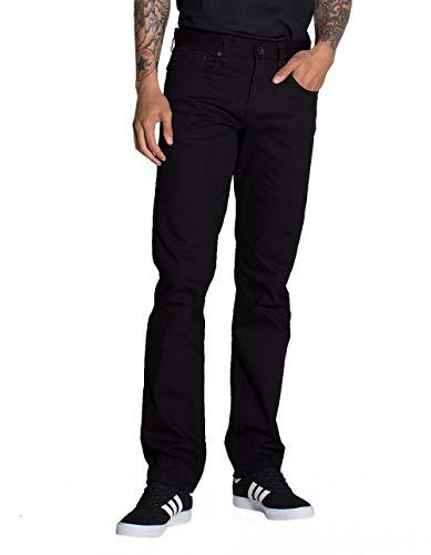 Rsq Slim Straight Black Jeans