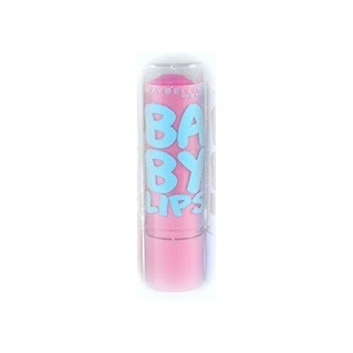 Maybelline Limited Edition 2015 Holiday Baby Lips Flavored Lip Gloss Balm ~ Sprinkled Pink 210 (Quantity 1)
