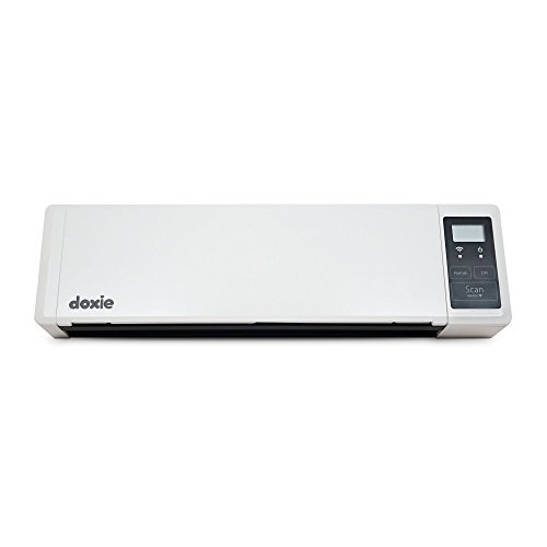 Doxie Q — Rechargeable Document Scanner with ADF and Wi-Fi