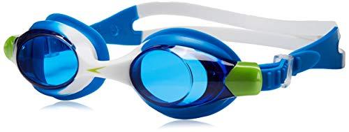 Speedo Unisex-Child Swim Goggles Skoogle Ages 3 - 8, Blue Ocean, One Size
