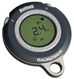 Bushnell GPS BackTrack Personal Locator (Tech Gray)