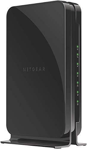 NETGEAR Cable Modem with Voice CM500V - For Xfinity by Comcast Internet & Voice | Supports Cable Plans Up to 300 Mbps | 2 Phone lines | DOCSIS 3.0 (Renewed)