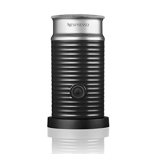 Nespresso Aeroccino3 Milk Frother, One Size, Black