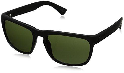 Electric Knoxville Wayfarer Sunglasses, Matte Black, 164 mm