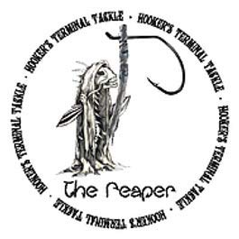 Reaper Offset Circle Hooks by Hookers Terminal Tackle (6/0 (25 Pack))