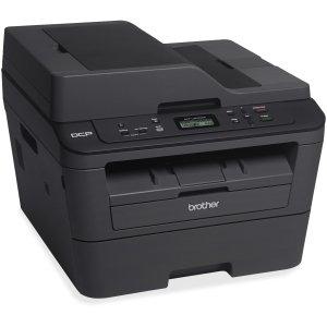 Brother DCP-L2540DW Laser Multifunction Printer - Monochrome - Plain Paper Print - Desktop - Copier/Printer/Scanner - 30 ppm Mono Print - 2400 x 600 dpi Print - 30 cpm Mono Copy LCD - 600 dpi Optical Scan - Automatic Duplex Print - 250 sheets Input - Ethernet - Wireless LAN - USB - DCP-L2540DW