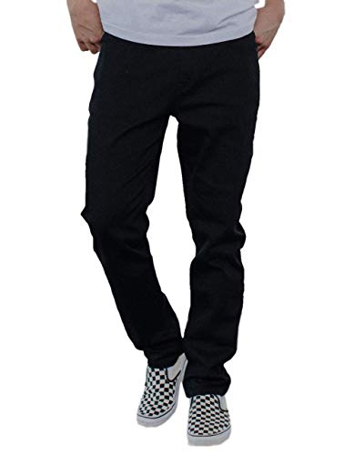 Rsq Relaxed Taper Black Jeans