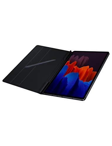 Samsung Electronics Galaxy Tab S7 Book Cover (Mystic Black)