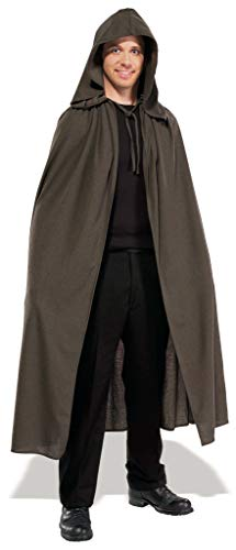 Rubie's Lord of The Rings Elven Cloak, Brown, Standard