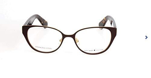 KATE SPADE Brown Havana Eyeglasses JAYDEERTG51