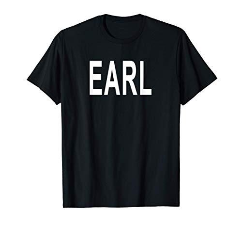 Earl Name T-Shirt