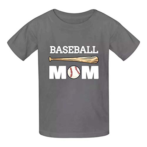 TEJNFDHSRRE Baseball Mom Unisex-Child Fashion T-Shirt 3D Versatile Top