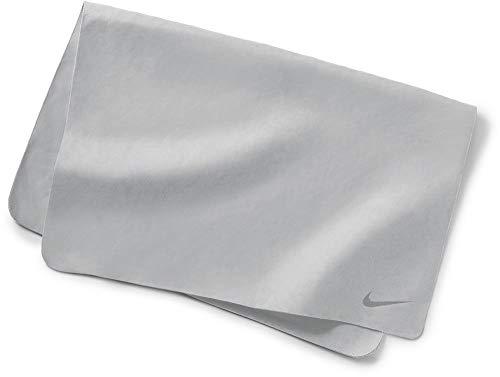 Nike Swim Large Hydro Towel (Wolf Grey, One Size)